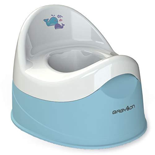 BABYLON orinales infantiles Duet - orinal bebe, wc niños color azul