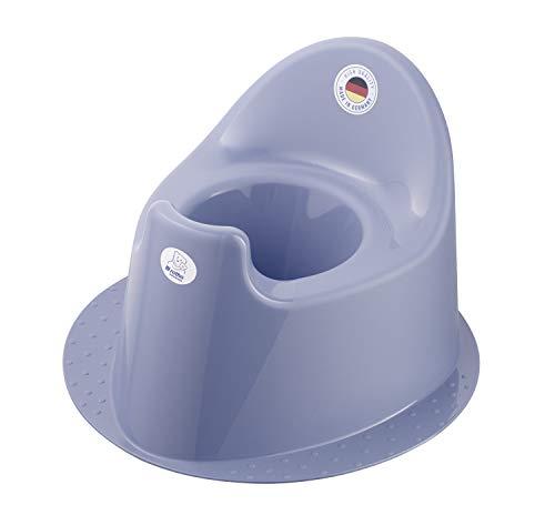 Rotho Babydesign Orinal TOP, Con pie estable, Desde 18 meses, Max. 20 Kg, Cool Blue (Azul), 20003 0287