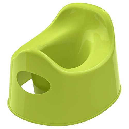Ikea Lilla Orinal para Niños, Verde, 29x23x18 cm