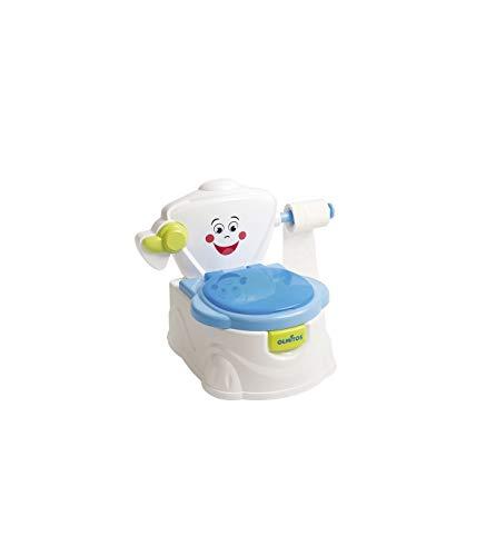 OLMITOS-Orinal Aprendo ir al baño - Se puede utilizar como reductor de WC. (C)