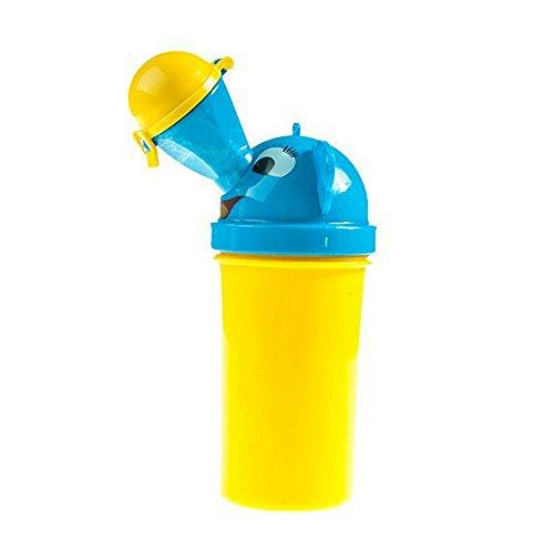 Rocita Orinal portátil para bebé orinal de emergencia para camping, coche, viaje y entrenamiento para niños (niño)