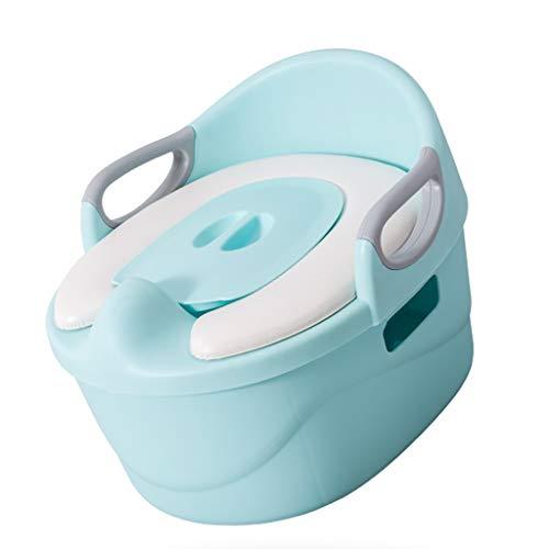 zlw-shop Orinal Bebe Convertible Entrenamiento del retrete Orinal bebé Asiento cómodo portátil Plegable WC Entrenamiento insignificante del bebé Orinal Infantil