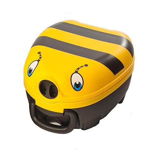My Carry Potty - Abejorro, asiento de inodoro portátil galardonado para bebés, niños y niñas para llevar a cualquier lugar