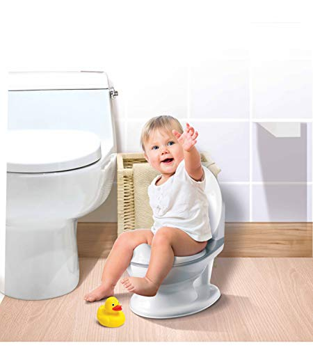 Nûby - My Real Potty - Orinal infantil con sonido - 18 meses+