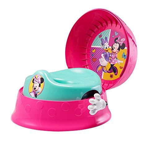 Sistema de orinal 3 en 1 de Disney de The First Years Minnie Mouse