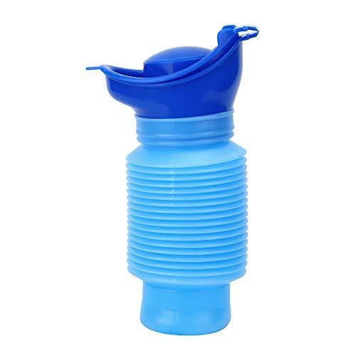 SALUTUYA Bolsa de Botella de orina para Inodoro portátil, para niños Unisex, urinario de Viaje,